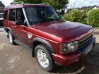 LAND ROVER DISCOVERY II V8 AUTO XS 7 SEATER LPG 2003