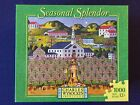 CHARLES WYSOCKI 1000 PIECE PUZZLE * NEW * SEASONAL SPLENDOR - WEDDING DAY *