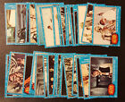 1977 Topps Star Wars Series 1 Blue Trading Cards Partial Set (36 66) 7 stickers