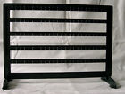 EARRING DISPLAY RACK Holds 60 pairs (Jewelry, necklace, bracelets, stand) #492