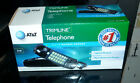T 210 BLACK Trimline Corded Basic Landline Home Phone 1 Handset