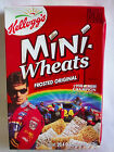 Vintage Jeff Gordon Frosted Mini Wheats Cereal Box Unopened 1998 Champion