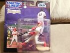 JD DREW ST LOUIS CARDINALS STARTING LINEUP 1999 MLB EXTENDED SERIES~NEW~