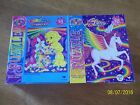 Set of 2 Lisa Frank 48 pc Puzzles - Rainbow Matinee and Skye   NEW