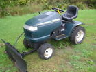 Sears Craftsman EZ3 20HP Tractor with Plow