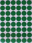 Dot Colors Circle Stickers 34 Inch Round Labels 17 Mm Craft Art Dots 720 Pack