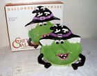 Fitz and Floyd Witch Serving Dish Halloween With Box Gift Gallery 2003