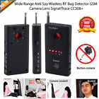 Full Range Wireless RF Bug Detector Camera Cell Phone GPS Spy Signal Finder