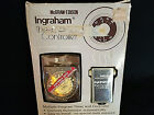 Vintage McGraw Edison Ingraham Thermostat Controller model 60-001 New In Box