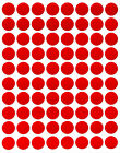 Color Coding Labels 12 13mm Small Dots Sticker Sheets Round Circle Craft Dots