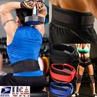 Gym Weight Lifting Power Training Nylon Top Belt Back Fitness Support Strap UD2