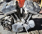 1987 HARLEY DAVIDSON XL883 SPORTSTER ENGINE GEARBOX  ASSEMBLY