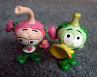 Vintage Wallace Berrie Schleich PVC Snorks figures, 1983; Casey and Tooter; GC