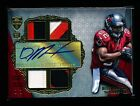 Doug Martin 2012 Topps Supreme Quad Patch Auto RC #1 1 TRUE 1 of 1 (BuyMVP)