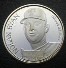 Nolan Ryan All Time Strikeout Leader 1 oz .999 Silver Coin Ltd Edition #7906