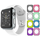 New Soft Silicone TPU Bumper Frame Protective Case Cover For Apple Watch 38 42mm