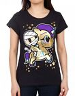 Tokidoki Women Do the Egyptian Black Tee 5054