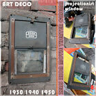 ZEISS IKON VINTAGE ART DECO MOVIE THEATER PROJECTIONIST WINDOW CINEMA KINO FENST