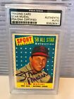 Stan Musial Cards, Rookie Cards and Autographed Memorabilia Guide 36