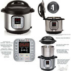Instant Pot Ip-Duo60 7-In-1 Multi-Functional Pressure Cooker 6Qt/1000W 6 Quart