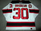 MARTIN BRODEUR New Jersey Devils SIGNED Autographed CCM Jersey w BAS COA XXL