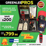 GREENLEE 2011/00521 FINDER CIRCUIT SEEKER, LIKKE NEW, FREE LASER METER,FAST SHIP