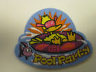 New Girl Scout Badge Pool Party Lot of 3