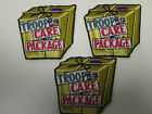 New Girl Scout Badges Troop Care Package Lot of 3