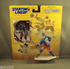 STARTING LINEUP 1998 NHL WAYNE GRETZKY NEW YORK RANGERS