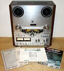 AKAI GX 635D Vintage Reel to Reel Stereo Tape Deck Recorder for PARTS or REPAIR