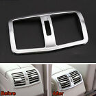 Decor Rear Armrest Box Air Condition Vent Frame Cover Trim For Benz E Class 2015