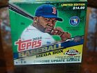 2016 Topps Chrome Update Target Exclusive Mega box Sealed New Limited Edition