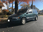 1996 Nissan Quest GXE Mini for $2300 dollars