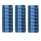 3 Pcs 5V Active Low 8 Channel Relay Module Board for Arduino PIC AVR MCU DSP ARM