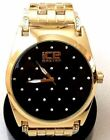 Mens Casual Watch Ice Master BM1316 Gold Bracelet Band, Mens Dress Watch 1ATM