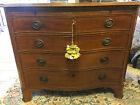 Bow Front Chest Lot 185