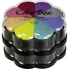 Clearsnap ColorBox Pigment Petal Point Option Pad 8 Colors 223787