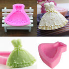 Silicone Flowers Soap Mold Fondant Wedding Cake Chocolate Sugar Decorating Tool