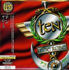 TEN THE ROBE MLPS CD+1 2016 JAPAN REMASTER - Gary Hughes - Vinny Burns PERFECT!
