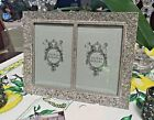 Olivia Riegel Windsor Crystal Double 4 x 6 Photo Frame NEW In Box