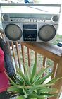 Vintage Boombox Ghetto Blaster Panasonic RX-5085 ( Very Clean Check Photos )