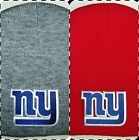 New York Giant Beanie ~Knit Hat ~CLASSIC NFL PATCH/LOGO ~2 Cool Colors ~NEW ~WOW