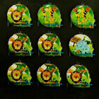 Kids Mini Pinball Maze Game Set 24 Pieces In 4 Animal Style Party Bag Fillers