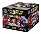 NHL All NHL Teams 2015 16 Panini NHL Sticker Box Small Black