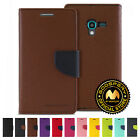 GOOSPERY Fancy Diary Card Wallet Case Flip Cover For Samsung Galaxy Exhibit T59