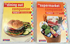 Weight Watchers Dining Out Companion Supermarket Companion 1999 POINTS