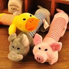 Squeaky Elephant Duck Pig Design Pet Playing Sound Toys Play Toys Chew Toys