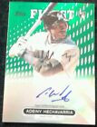 2013 Topps Finest Baseball Rookie Autographs Guide 33