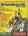 Bluebook for Men pulp magazine July 1963 very good condition