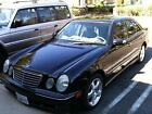 2000 Mercedes-Benz E-Class  Mercedes for $3600 dollars